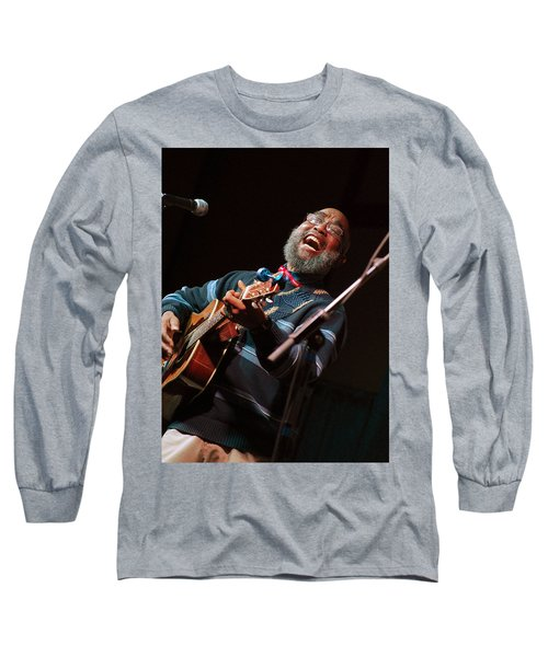 Folk Alliance 2014 Long Sleeve T-Shirt by Jim Mathis