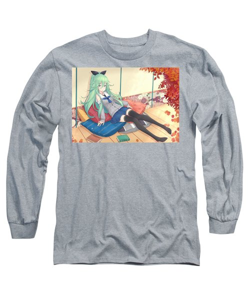 Kantai Collection Long Sleeve T-Shirt