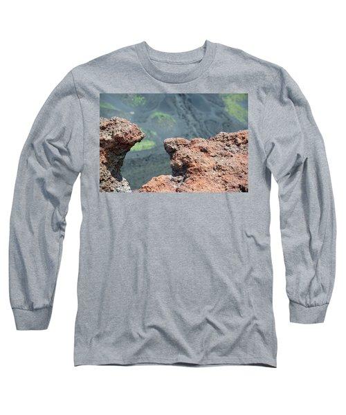 Mount Etna Long Sleeve T-Shirt