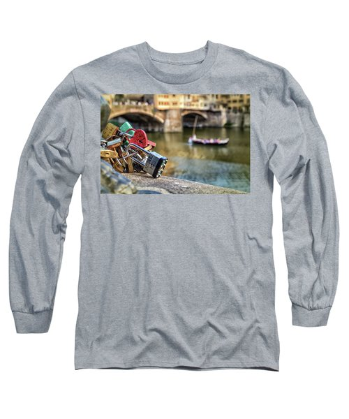 Photographer Long Sleeve T-Shirt