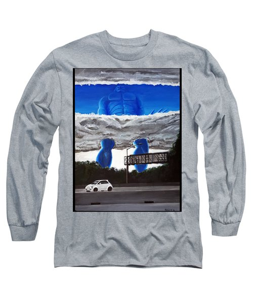 405 N. At Roscoe Long Sleeve T-Shirt