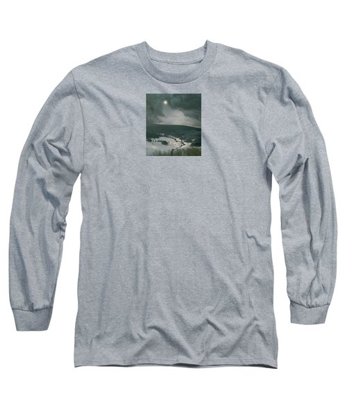 Long Sleeve T-Shirt featuring the photograph 4364 by Peter Holme III