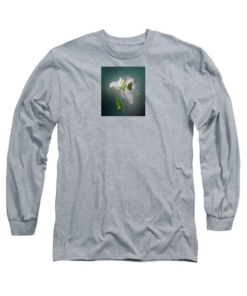 Long Sleeve T-Shirt featuring the photograph 4371 by Peter Holme III