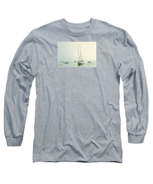 Long Sleeve T-Shirt featuring the photograph 4373 by Peter Holme III