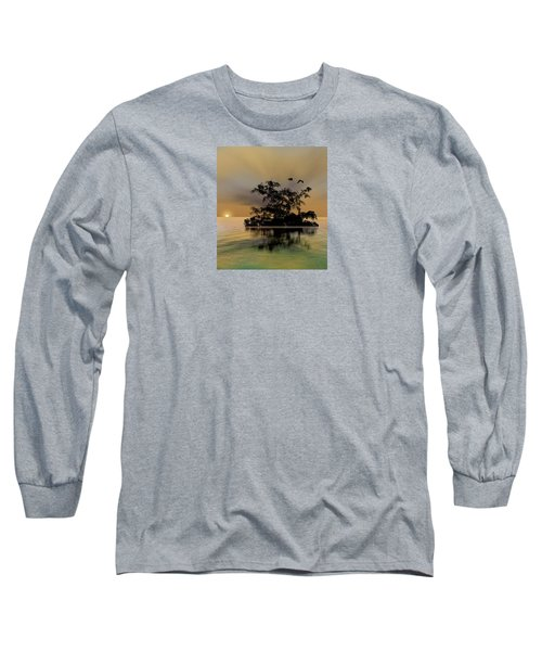 Long Sleeve T-Shirt featuring the photograph 4374 by Peter Holme III