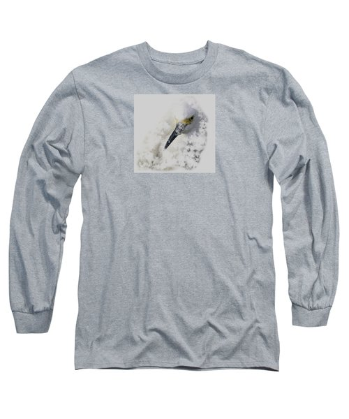 Long Sleeve T-Shirt featuring the photograph 4386 by Peter Holme III