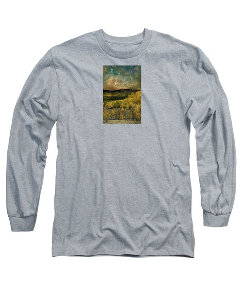 Long Sleeve T-Shirt featuring the photograph 4394 by Peter Holme III