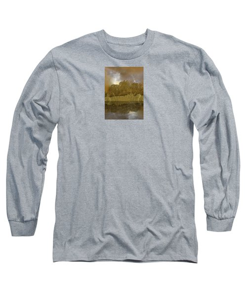 Long Sleeve T-Shirt featuring the photograph 4411 by Peter Holme III