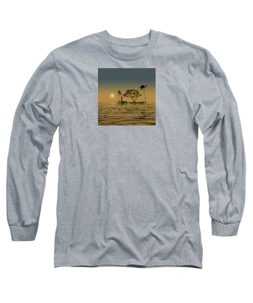 Long Sleeve T-Shirt featuring the photograph 4423 by Peter Holme III