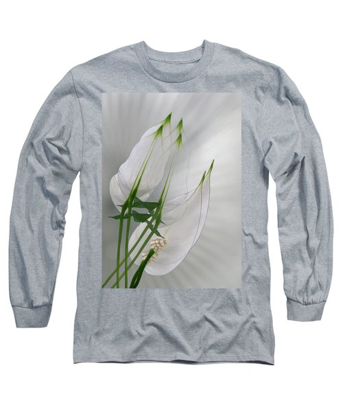 Long Sleeve T-Shirt featuring the photograph 4425 by Peter Holme III