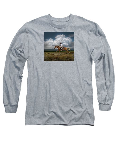 4427 Long Sleeve T-Shirt by Peter Holme III