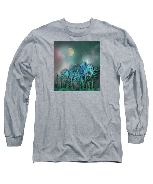 Long Sleeve T-Shirt featuring the photograph 4480 by Peter Holme III