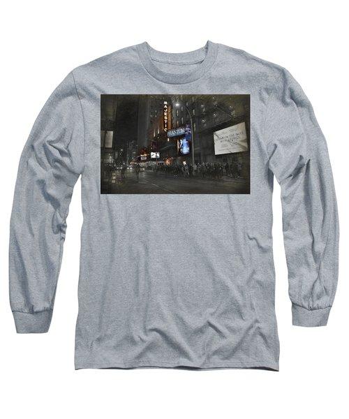 44th Street Nyc Long Sleeve T-Shirt