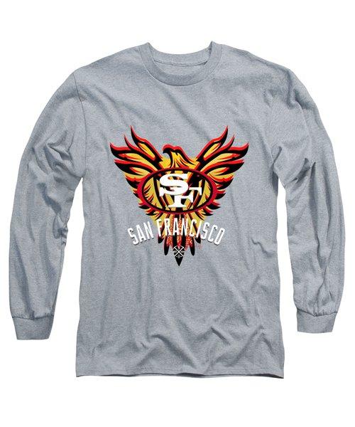49er Phoenix  Long Sleeve T-Shirt