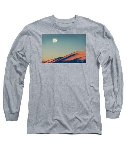 Beautiful Winter Landscape Long Sleeve T-Shirt