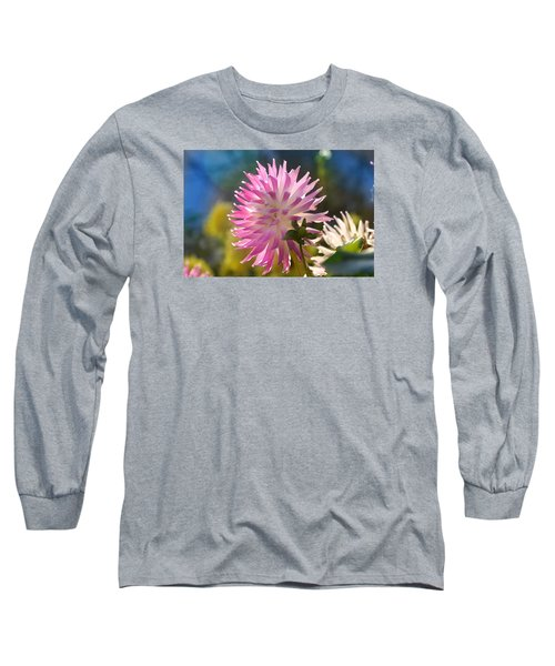 Long Sleeve T-Shirt featuring the photograph Flower Edition by Bernd Hau