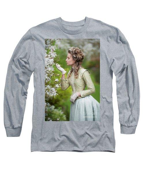 Georgian Woman Long Sleeve T-Shirt