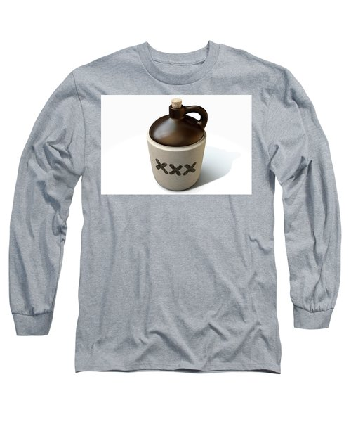 Moonshine Jug Long Sleeve T-Shirt
