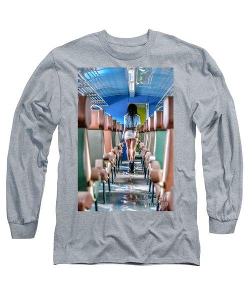 Take A Litte Trip Long Sleeve T-Shirt