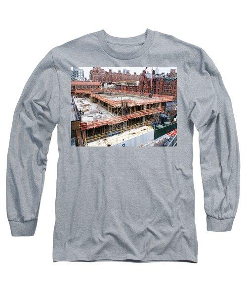500 W21st Street 2 Long Sleeve T-Shirt