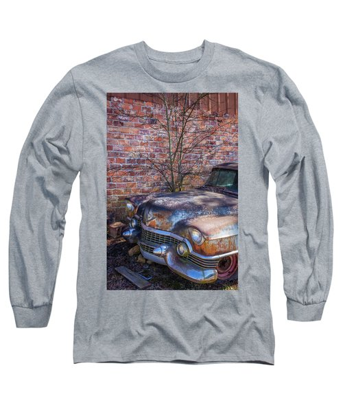 50s Cadillac Long Sleeve T-Shirt