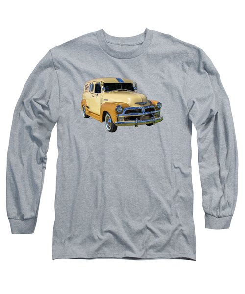 54 Delivery Long Sleeve T-Shirt by Keith Hawley