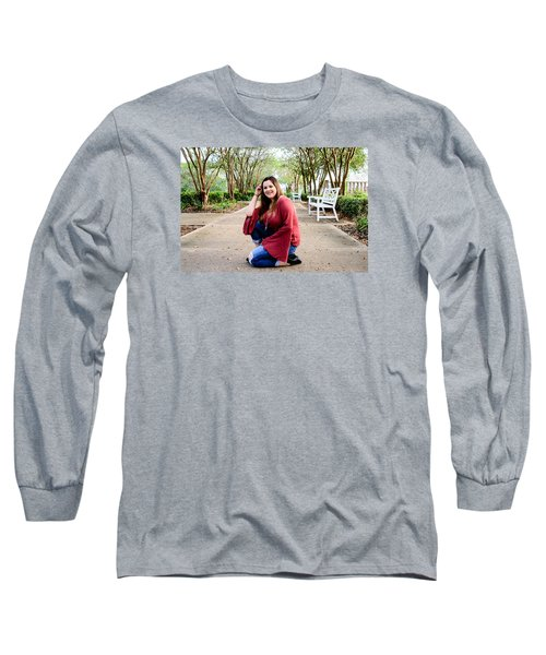 5539 Long Sleeve T-Shirt by Teresa Blanton