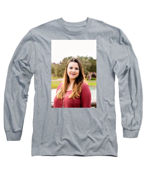 5597 Long Sleeve T-Shirt by Teresa Blanton