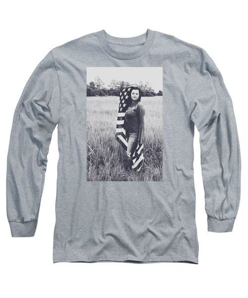5624-4 Long Sleeve T-Shirt by Teresa Blanton