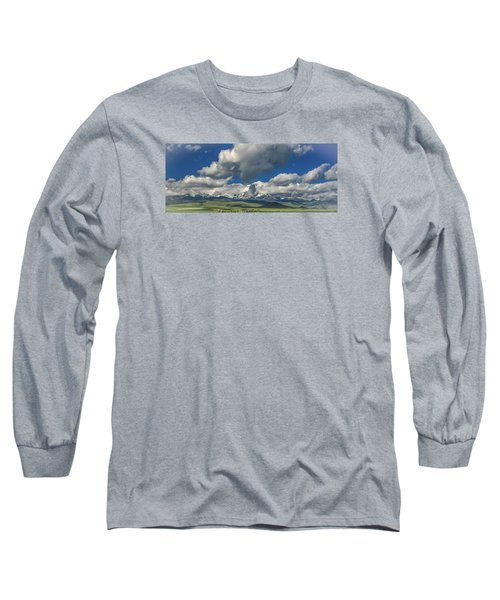 #5773 - Southwest Montana Long Sleeve T-Shirt