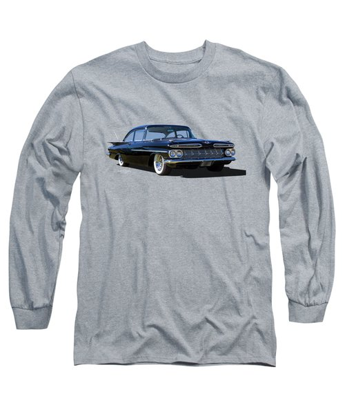59 Black Long Sleeve T-Shirt