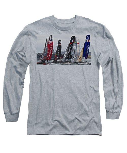 America's Cup World Series Long Sleeve T-Shirt