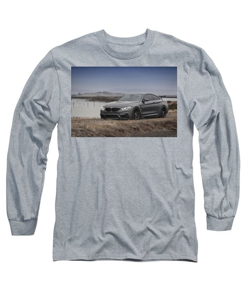 Bmw M4 Long Sleeve T-Shirt