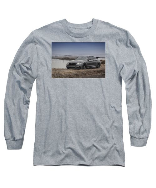 Bmw M4 Long Sleeve T-Shirt