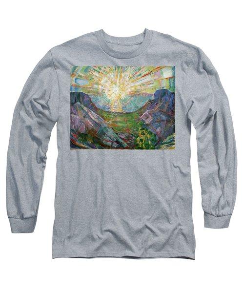 The Sun Long Sleeve T-Shirt