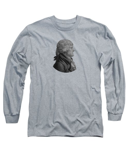 Thomas Jefferson Long Sleeve T-Shirt