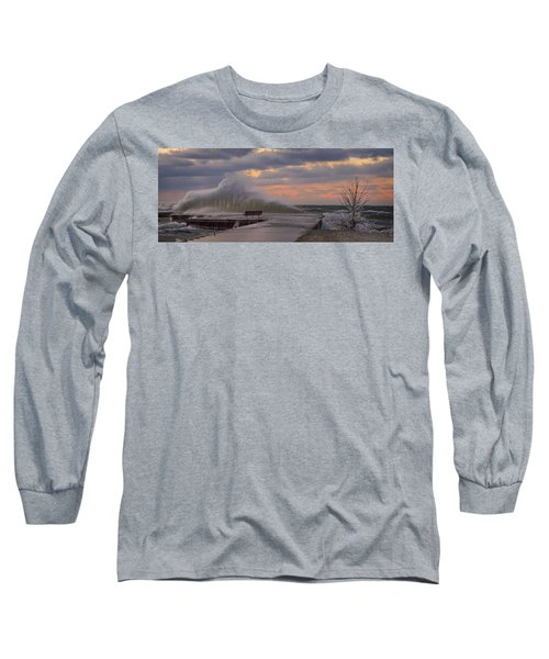 60 Mph Long Sleeve T-Shirt