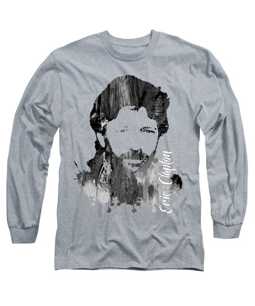 Eric Clapton Collection Long Sleeve T-Shirt