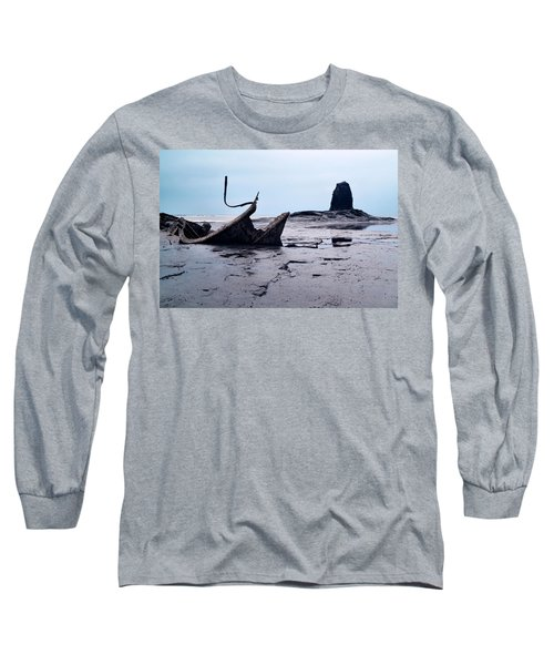 Admiral Von Tromp At Black Nab Long Sleeve T-Shirt