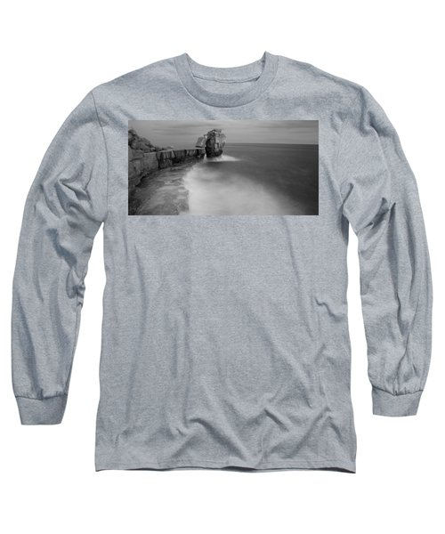 Portland Bill Seascapes Long Sleeve T-Shirt