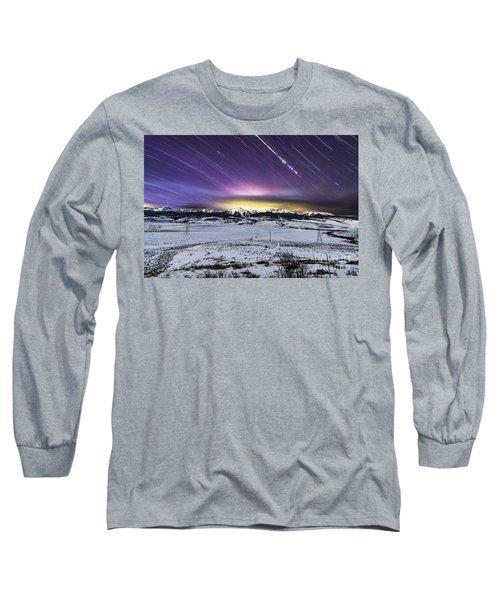 7,576 Seconds Long Sleeve T-Shirt