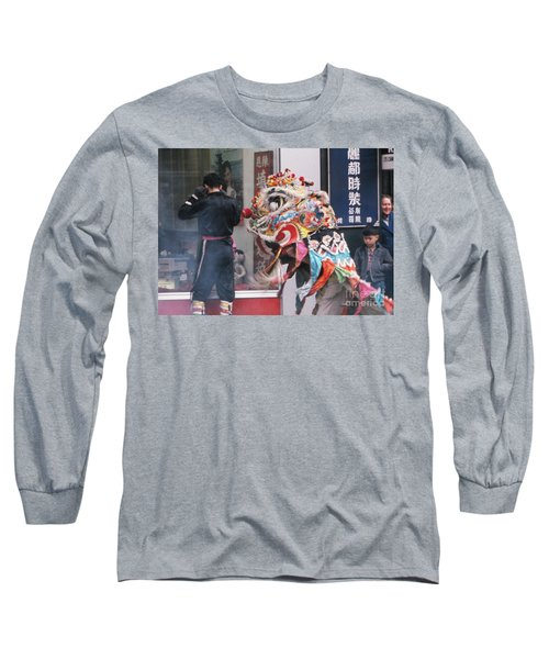Chinese New Year 1963 Long Sleeve T-Shirt