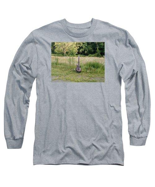 8 String Esp Ltd Jr608 2 Long Sleeve T-Shirt