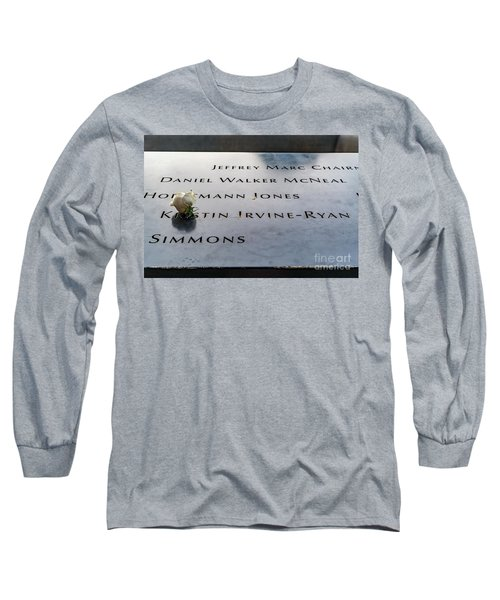 9-11 Remembrance Long Sleeve T-Shirt