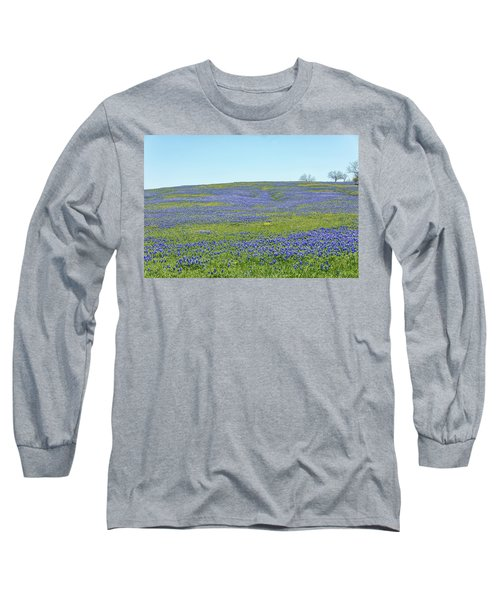 Texas Bluebonnets 12 Long Sleeve T-Shirt