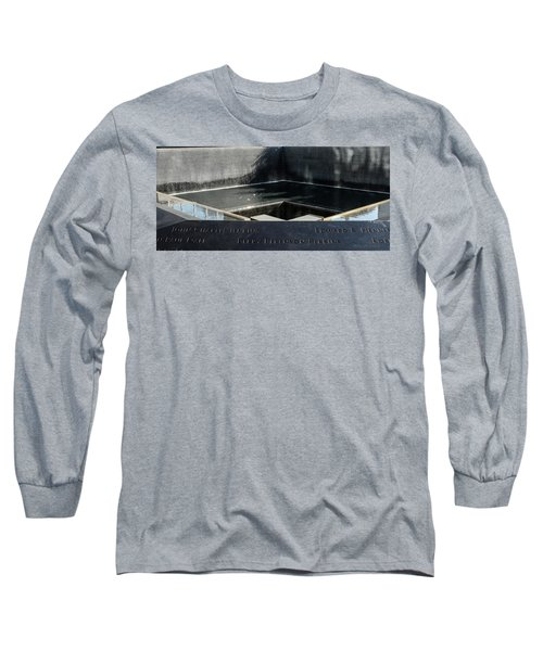 911 Memorial Pool-8 Long Sleeve T-Shirt