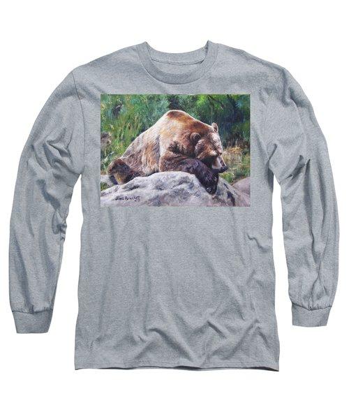 A Bear Of A Prayer Long Sleeve T-Shirt