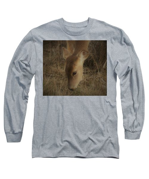 A Beautiful Face Long Sleeve T-Shirt
