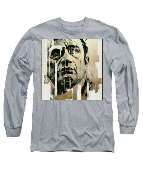 A Boy Named Sue Long Sleeve T-Shirt by Paul Lovering