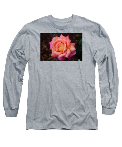 Long Sleeve T-Shirt featuring the photograph A Breath From Sarasota by Michiale Schneider